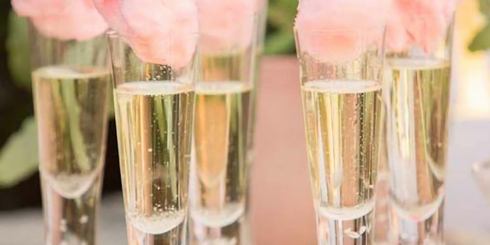 SOLD OUT! Sparkling Wine Tasting