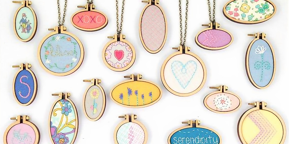 Mini Embroidery Workshop