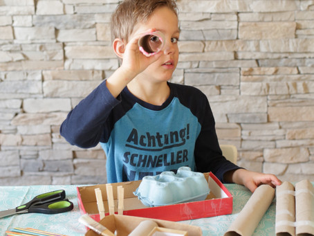 3 Ideas for Creative & happy kids this summer