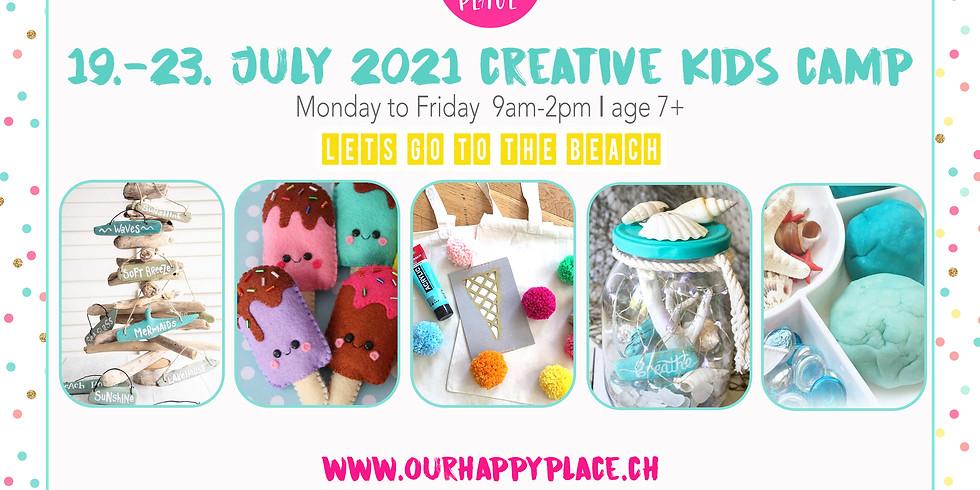 Summer Creative Kids Camp #2