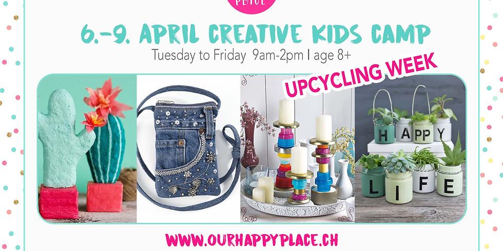 Spring Kids Camp #1: 6.-9. April 2021