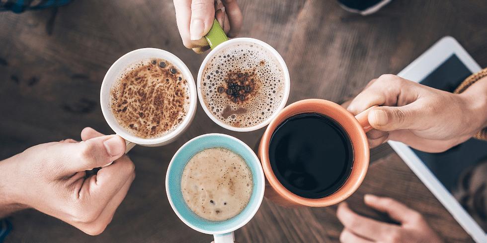 Small Biz: Coffee Morning (Zoom)