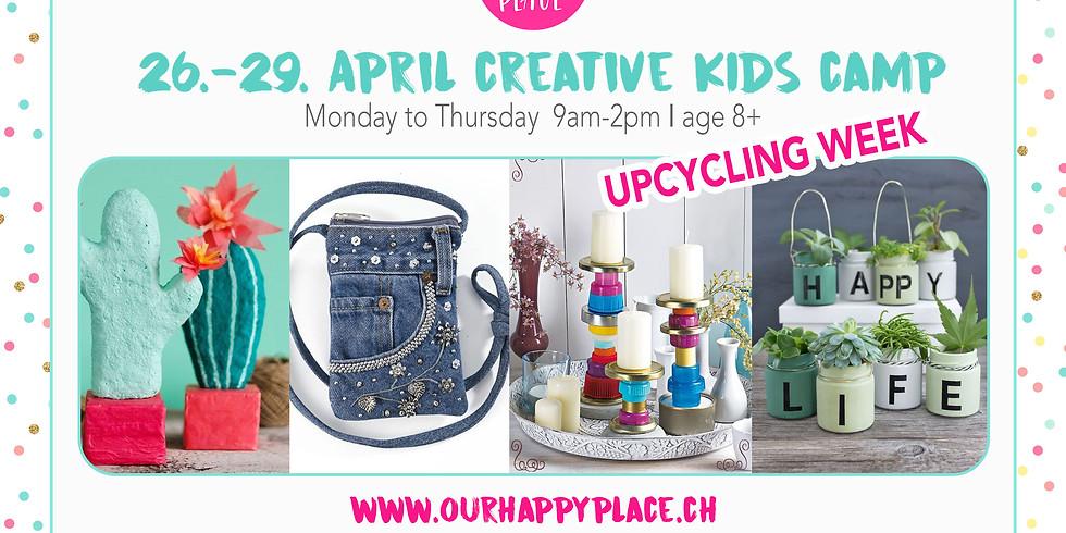 SOLD OUT! Spring Kids Camp #2: 26.-29. April 2021