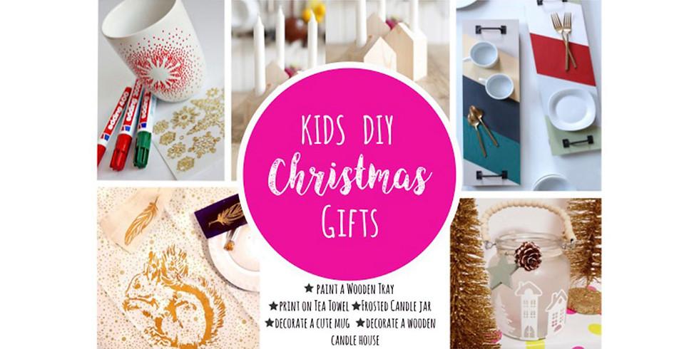 Kids: DIY Christmas Gifts