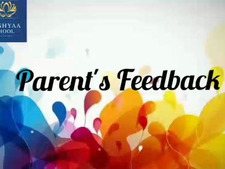 See what our parent has to say about the Online Classes !!!