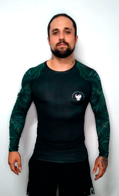 Rash Guard Florals