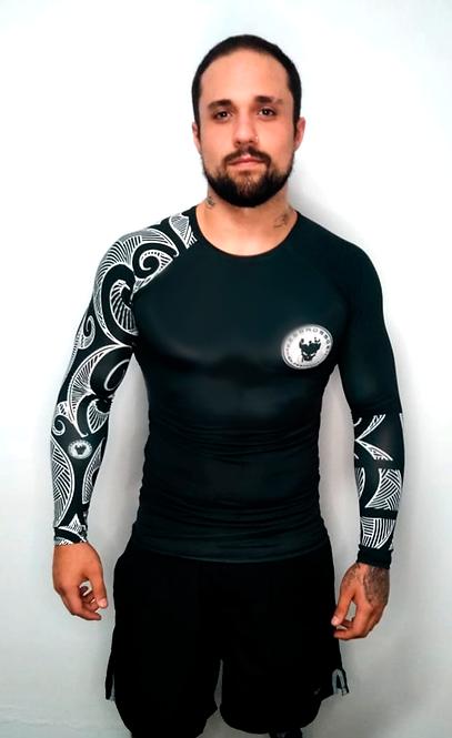 Rash Guard Maori