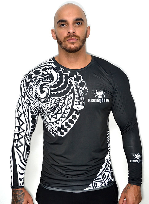 Rashguard Kebraossos Maori