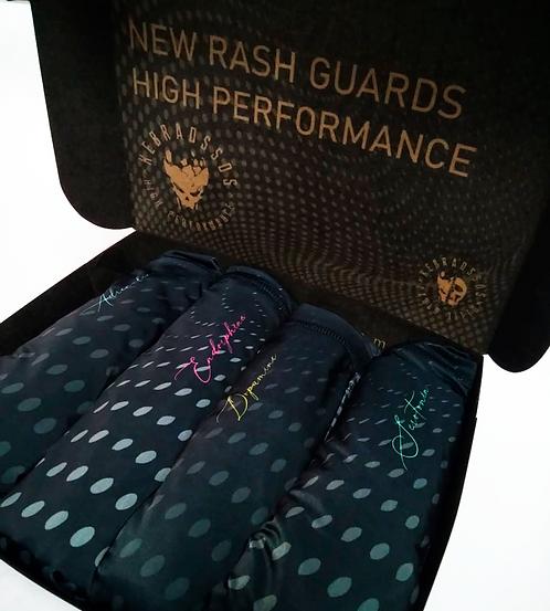 Kit 4 peças - Rashs High Performance