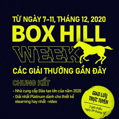 Tuần Lễ Box Hill từ ngày 07-11, tháng 12
