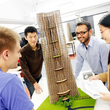 Chuyên ngành kỹ thuật xây dựng RMIT
