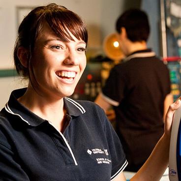Ghi danh khóa học điều dưỡng tại Victoria University   05/2021