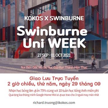 Swinburne Uni Week