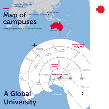 Đại học RMIT trên bảng xếp hạng thế giới
