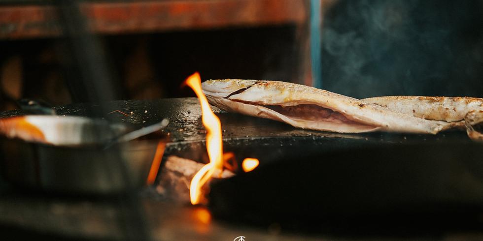 BBQ à la plancha