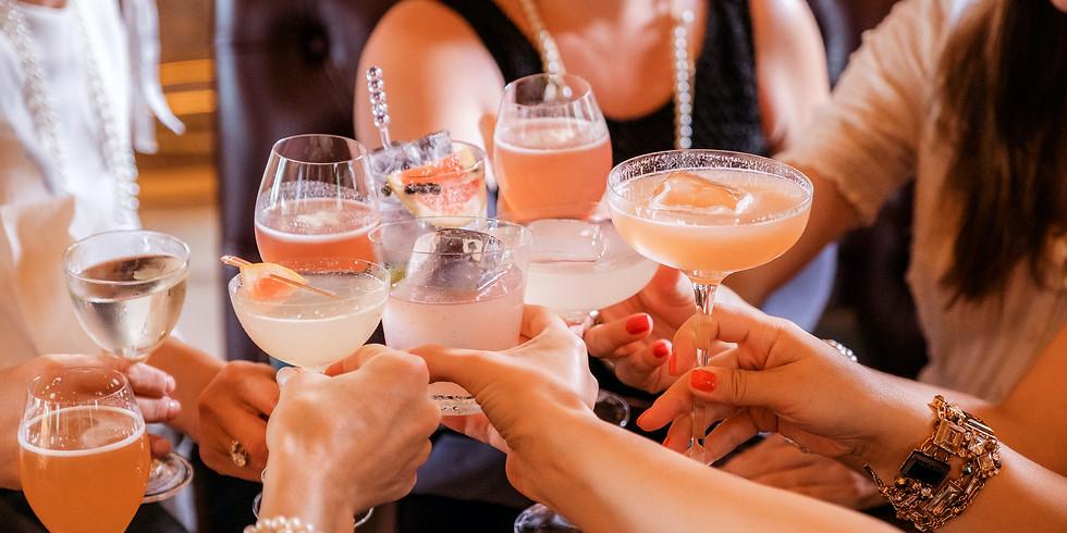 Cocktail tasting