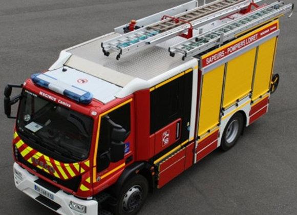 116629 IVECO MAGIRUS Team Cab FPT