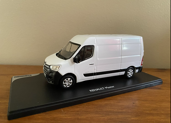 116674 - RENAULT MASTER PHASE 2 (2019) BLANC MINERAL