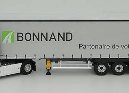 VOLVO FH 4 TAUTLINER TRANSPORTS BONNAND