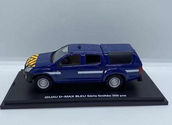ISUZU D-MAX BLEU ALARME0026