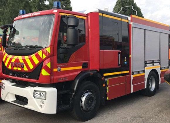116630 IVECO MAGIRUS Team Cab FPT