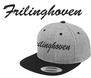 "Kappe Snapback ""Frilinghoven"""