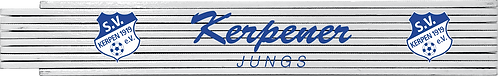 """Zollstock """"Kerpener Jungs"""""""