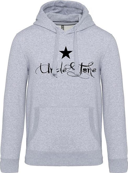 Hoody Grau UncleStone