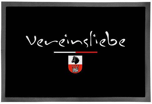 """Fussmatte """"Vereinsliebe"""""""