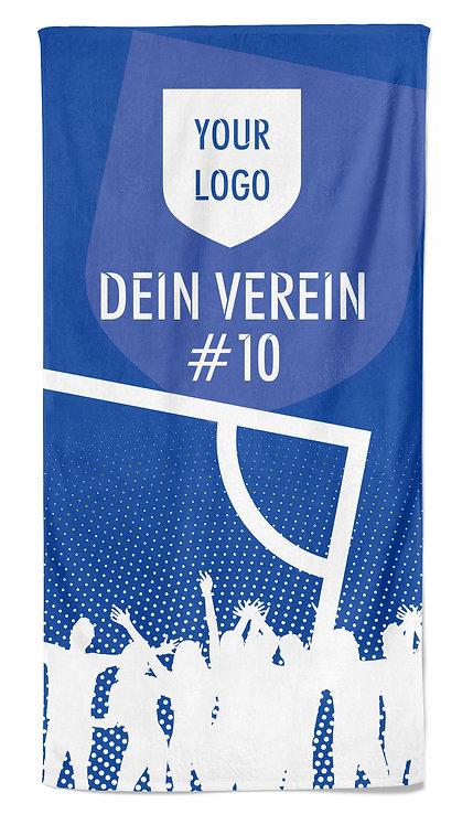 "Team Towel - Handtuch ""goal"" 70 x 140 cm"