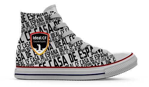 """Sneaker """"Schrift"""""""