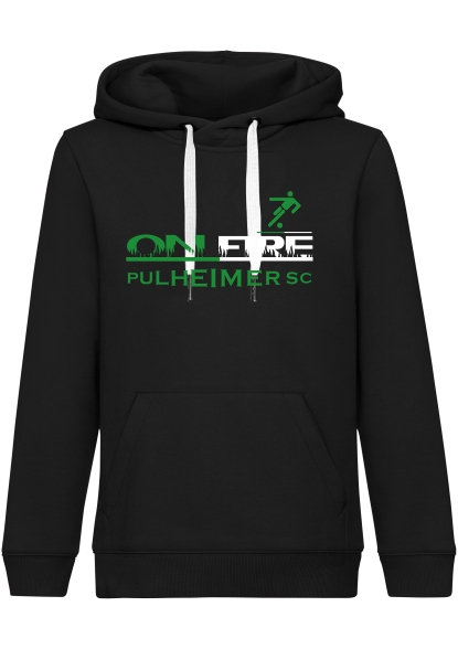 "Hoody ""On Fire"" regular"