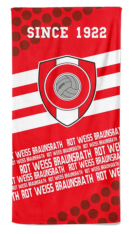 "Team Towel - Handtuch ""since"" 70 x 140 cm"