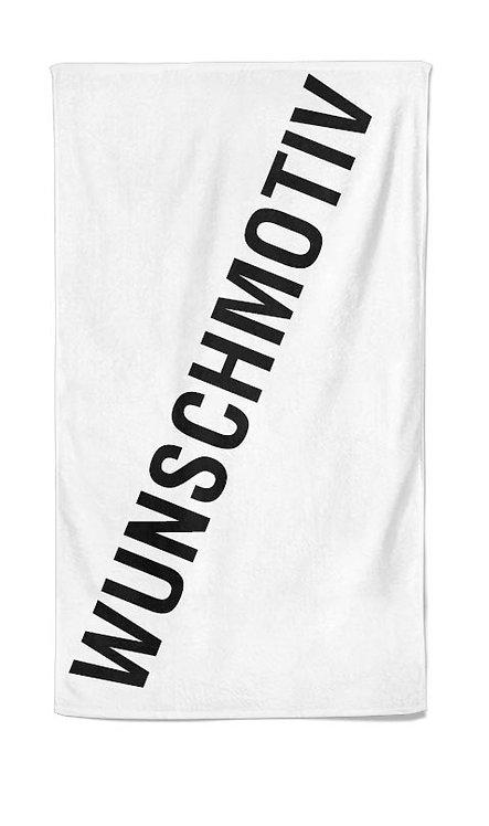 """Team Towel - Handtuch """"Wunschmotiv"""" 100 x 180 cm"""