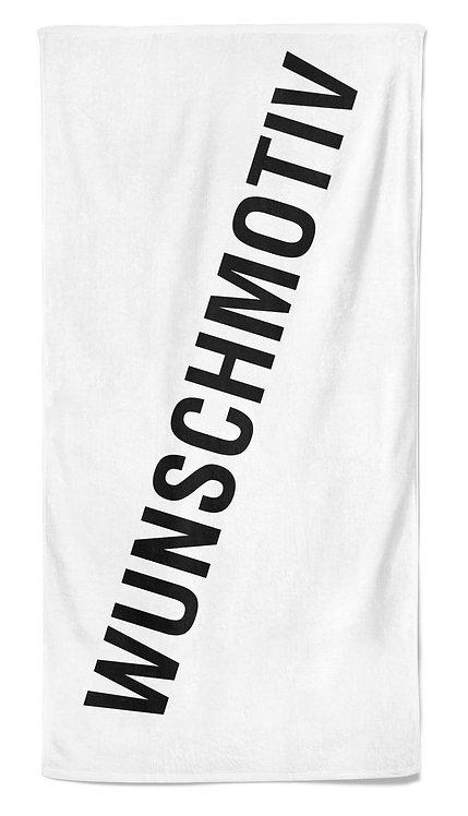 """Kopie von Team Towel - Handtuch """"Wunschmotiv"""" 70 x 140 cm"""