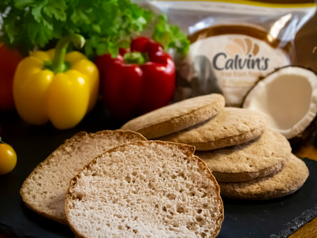 Going Back To Basics With A 5 Ingredient Gluten-Free, Vegan Bread