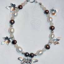 Dragonfly Charm Bracelet