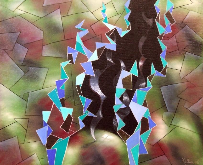 Hommage à György Ligeti 50 x 61