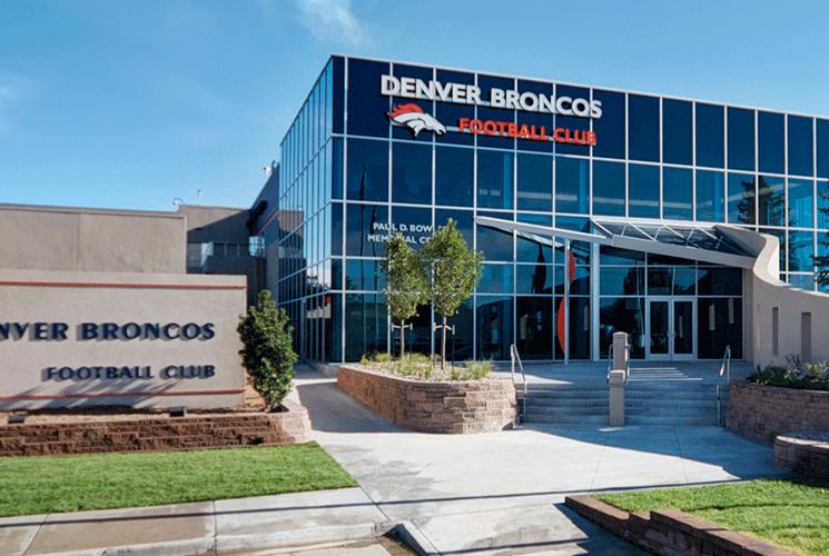 Denver Broncos Practice HQ