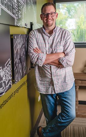 Phillip Landgraf, Principal at Ricca Design Studios