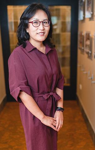 Min An, Principal at Ricca Design Studios