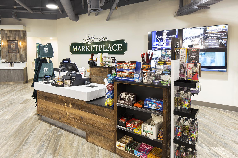 OU Jefferson Marketplace