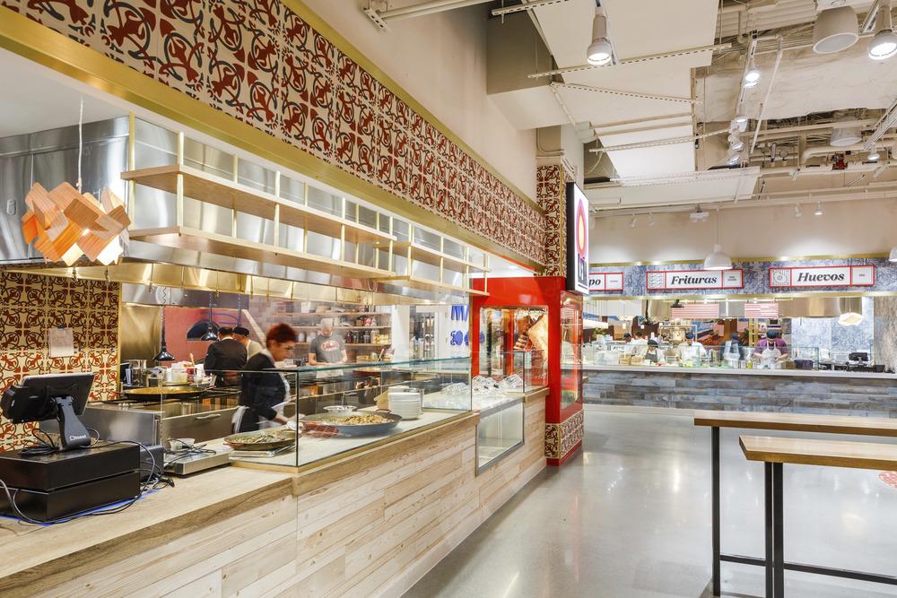 Hudson Yards Food Hall