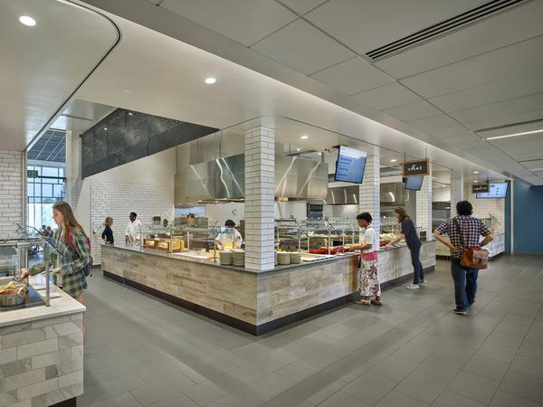 Goucher College_Ricca Design Studios
