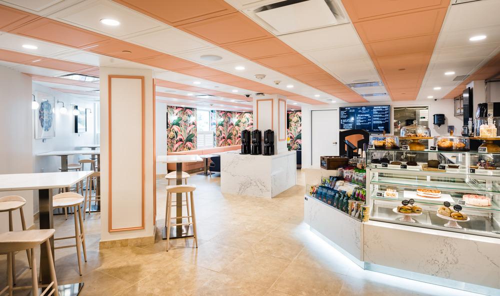 Hamilton Princess Hotel Dutchess Coffee