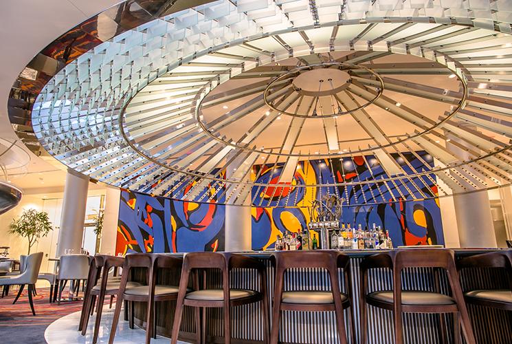 JP Atlanta Restaurant Hotel Indigo