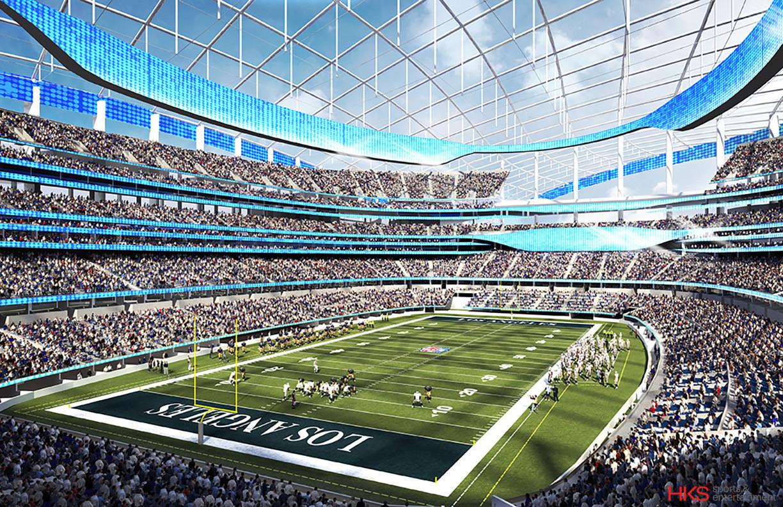 SoFi Rams Stadium