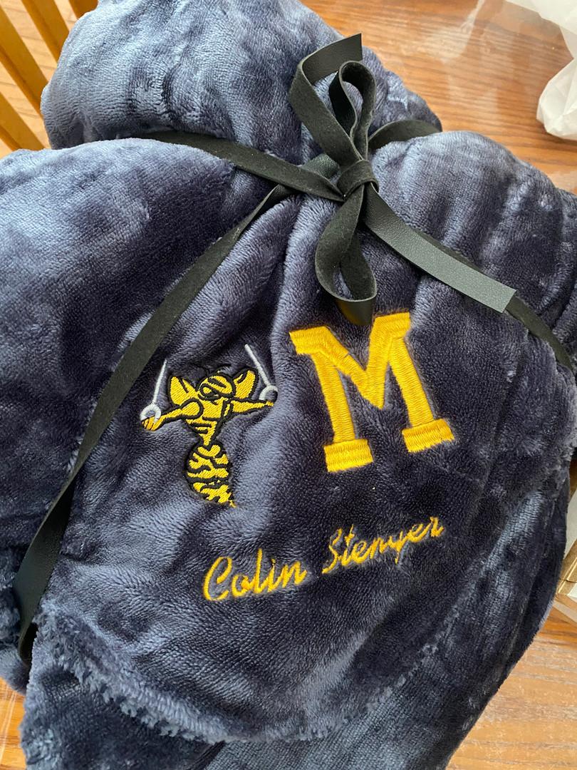 SGAC Bees' grad to Michigan Univ