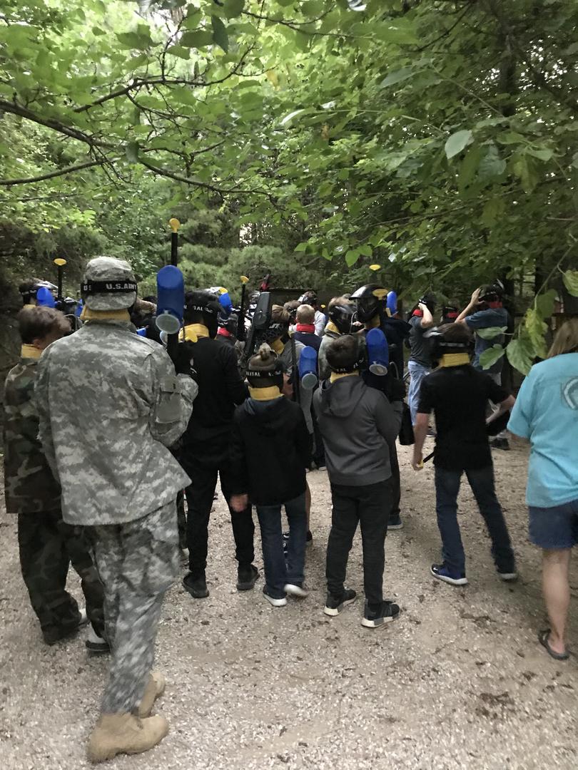2020 SGAC Camp extracurricular activity