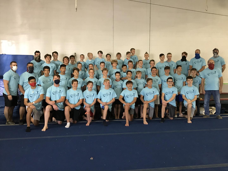 2020 SGAC Men's Camp
